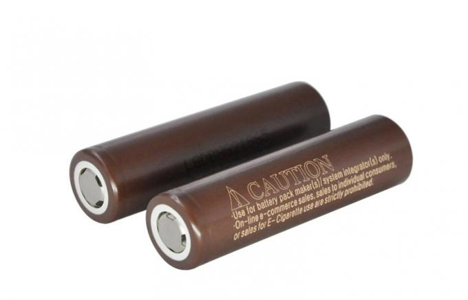 LG HG2 Samsung 18650 Battery 3000mah High Drain Rechargeable Battery