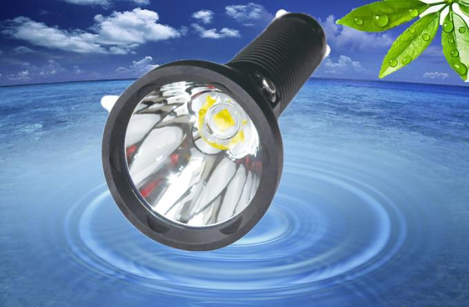 Cree Rechargeable Diving Torch Light 100M 5 Mode Diving Torch High Brightest