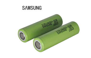 China Electronic Cigarette high amperage 18650 battery Samsung 18650 30B 3000mAh supplier