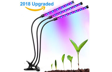 China 36W 5V Outdoor LED Spotlights With Flexible Gooseneck Arms USB Dimmer supplier