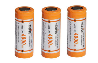 China High power 3.7 Voltage Rechargeable Lithium Ion Battery with PCB supplier