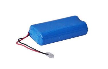 China 7.4V rechargeable battery pack 2400mAh with stable voltage supplier