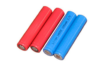 China 1000mAh Electronic Cigarette Battery Rechargeable Li - Ion For Flashlights factory