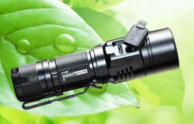 China 850LM Cree Led Flashlight  IP65 3 Mode Rechargeable Led Flashlight distributor