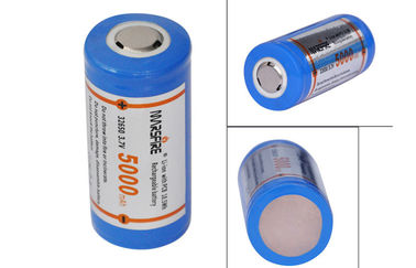 China 3.7V Rechargeable Lithium Ion Battery 5000mAh with PCB Li - ion Battery Recharge distributor