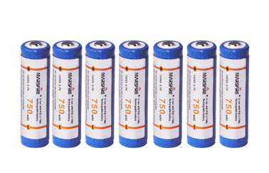 China 3.7V Electronic Cigarette Battery , lithium ion rechargeable battery factory