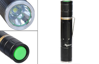 China high intensity Long Life walking Led Cree Torch with multi - function , cool white distributor