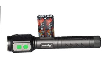China High lumen tactical led flashlight , 7.4V CREE Led Torch Light for travel distributor